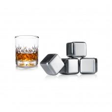 Камни для виски из нержавеющей стали